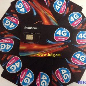 Sim 3G Vinaphone 8GB giá rẻ khuyến mại khủng 96.5GB trong 12 tháng