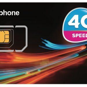 Sim 3G Vinaphone không cần nạp tiền 5GB/tháng x 12 tháng.