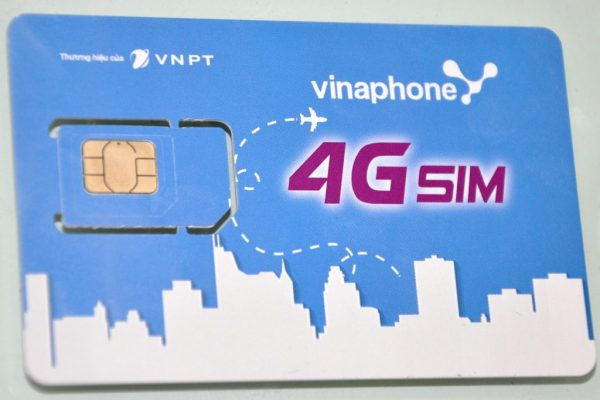 Sim 3g Vinaphone giá rẻ khuyến mại 4,5GB mỗi tháng trong 12 tháng