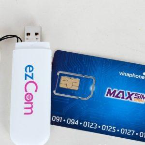 Usb 3G Vinaphone MF667 tốc độ 21.6 Mbps KHUYẾN MẠI SỐC