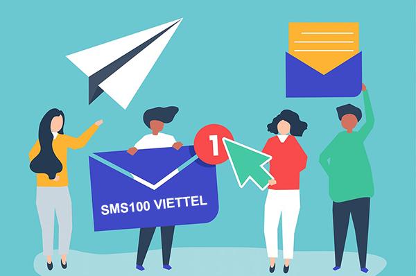 Đăng ký 100 tin nhắn Viettel bằng tin nhắn như thế nào?