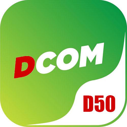 Gói D50 Viettel ưu đãi 3,5GB giá chỉ 50k/tháng