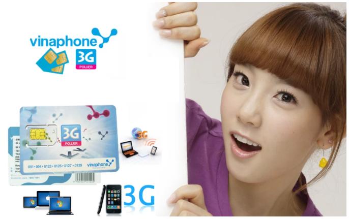 Đăng ký 3G Vinaphone 1 ngày - Các gói 3G ngày hấp dẫn